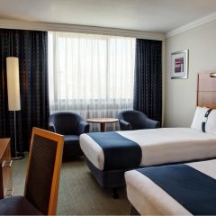 Отель Holiday Inn London-Bloomsbury 3* Стандартный номер с двуспальной кроватью фото 5