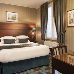 Hotel Des Arts Paris Montmartre 3* Стандартный номер с различными типами кроватей фото 2
