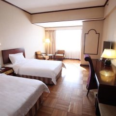 Guangzhou Hotel 3* Стандартный номер с 2 отдельными кроватями фото 4
