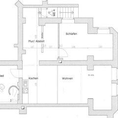 Отель Villa am Park Apartment Германия, Дрезден - отзывы, цены и фото номеров - забронировать отель Villa am Park Apartment онлайн парковка