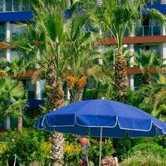 Gardenia Hotel Аланья парковка