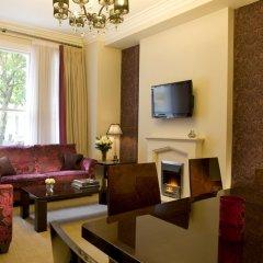 Отель Beaufort House - Knightsbridge Великобритания, Лондон - отзывы, цены и фото номеров - забронировать отель Beaufort House - Knightsbridge онлайн комната для гостей фото 5