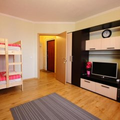 Гостиница Экодомик Лобня Улучшенный номер с различными типами кроватей фото 12