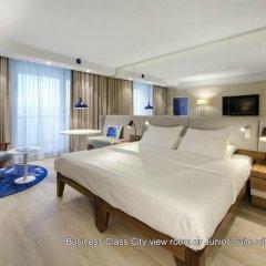 Radisson Blu Hotel, Nice 4* Полулюкс с различными типами кроватей фото 10