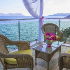 Green Beach hotel Kaş Семейный люкс фото 10
