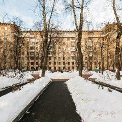 Гостиница MaxRealty24 Нижегородская 3 Апартаменты с 2 отдельными кроватями фото 9