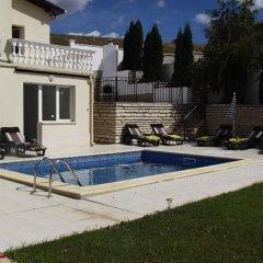 Отель Villa Lucia Болгария, Балчик - отзывы, цены и фото номеров - забронировать отель Villa Lucia онлайн бассейн фото 2
