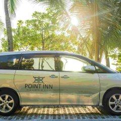 Отель Point Inn городской автобус