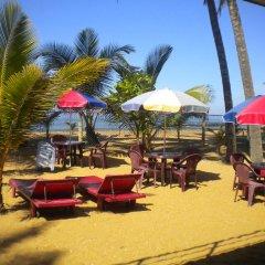 Отель A-Prima Hotel Шри-Ланка, Калутара - отзывы, цены и фото номеров - забронировать отель A-Prima Hotel онлайн пляж фото 2
