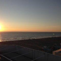 Отель Grand Meeting Италия, Римини - отзывы, цены и фото номеров - забронировать отель Grand Meeting онлайн пляж