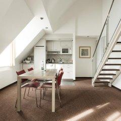 Апартаменты Ema House Serviced Apartments, Superior Standard, Unterstrass Цюрих комната для гостей фото 4