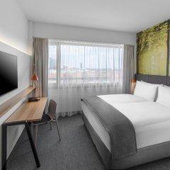 Отель Holiday Inn Munich - Leuchtenbergring 4* Стандартный номер с различными типами кроватей фото 3