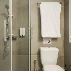 Апартаменты Lekka 10 Apartments ванная