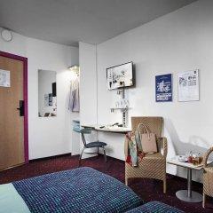 CABINN Odense Hotel 2* Стандартный номер с различными типами кроватей фото 4