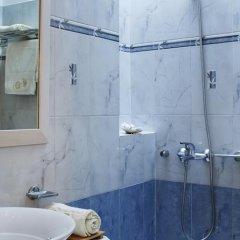 Отель Damianos Mykonos Hotel Греция, Миконос - отзывы, цены и фото номеров - забронировать отель Damianos Mykonos Hotel онлайн ванная