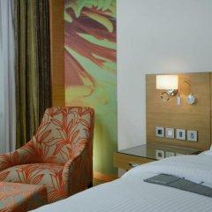 Отель Le Meridien Cairo Airport 5* Номер Делюкс с различными типами кроватей фото 6