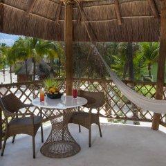 Отель Mahekal Beach Resort балкон фото 2