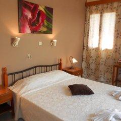 Отель Niki's Pension Родос комната для гостей фото 5