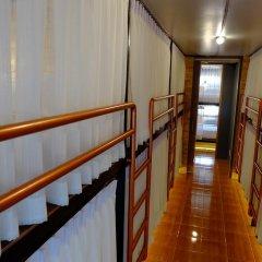 Sleep Owl Hostel Кровать в общем номере с двухъярусной кроватью фото 10