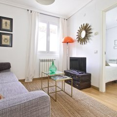 Апартаменты Habitat Apartments Latina комната для гостей фото 4