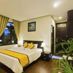 Hai Au Boutique Hotel & Spa 3* Номер Делюкс с двуспальной кроватью фото 16