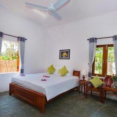 Отель An Bang Garden Homestay 3* Стандартный номер с различными типами кроватей фото 7