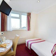 Queens Park Hotel 3* Стандартный номер с различными типами кроватей фото 7