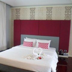 Отель Z Through By The Zign 5* Номер Делюкс с различными типами кроватей фото 2