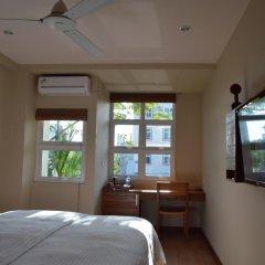 Отель Maakanaa Lodge 3* Номер Делюкс с различными типами кроватей фото 16