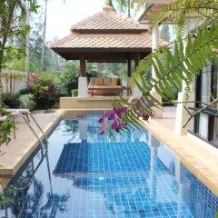Отель Phuket Marbella Villa 4* Вилла с различными типами кроватей фото 14