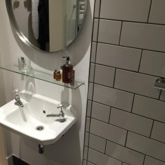 Апартаменты Royal Mile Studio Эдинбург ванная фото 2
