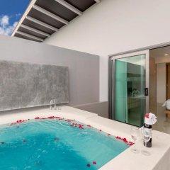 Отель Patong Bay Hill Resort 4* Люкс с двуспальной кроватью фото 8