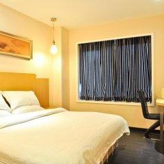 Sealy Hotel, Guangzhou 2* Номер Делюкс с различными типами кроватей