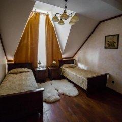 Гостиница Гнездо Голубки комната для гостей фото 5