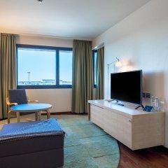 Отель Hilton Helsinki Airport 4* Полулюкс с различными типами кроватей фото 7