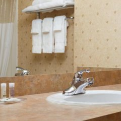 Отель Days Inn & Suites by Wyndham Brooks 2* Улучшенный люкс с различными типами кроватей