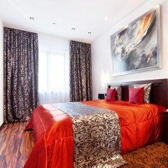 Гостиница Alex Аpartments Апартаменты разные типы кроватей