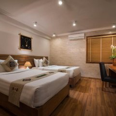 Sunny Mountain Hotel 4* Номер Делюкс с различными типами кроватей фото 5