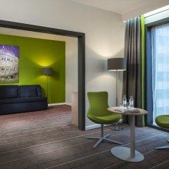 Отель Park Inn by Radisson Manchester City Centre 4* Номер Бизнес с двуспальной кроватью фото 4