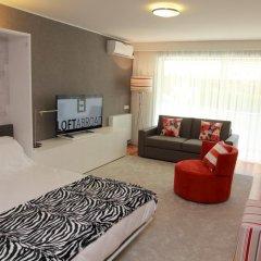 Отель LoftAbroad Studios комната для гостей фото 2