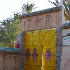 Отель Riad Tabhirte бассейн