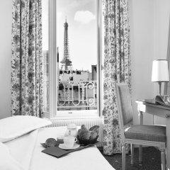 Отель Les Jardins D'Eiffel Париж интерьер отеля