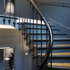 Отель Hôtel Le Marianne 4* Стандартный номер с различными типами кроватей фото 3
