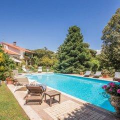 Отель La Gaura Guest House Италия, Казаль Палоччо - отзывы, цены и фото номеров - забронировать отель La Gaura Guest House онлайн бассейн