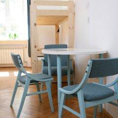 Fest Hostel Варшава комната для гостей фото 5