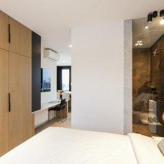 Отель Kaai 11 4* Люкс с различными типами кроватей фото 12