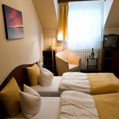 Hotel Gloria Budapest 3* Стандартный номер с различными типами кроватей фото 11