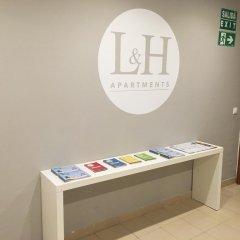 Отель L and H Plaza Santa Ana Мадрид интерьер отеля фото 2
