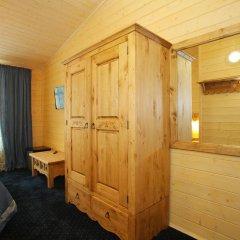 Гостиница Катюша Стандартный номер двуспальная кровать фото 4