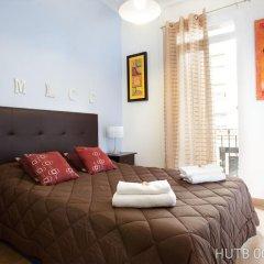 Отель Alcam Montjuic Барселона комната для гостей фото 3